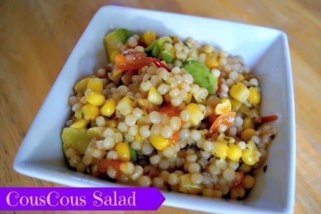 CousCous Salad – Tasty Tuesday!