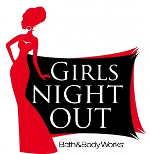 Logo for Chicago Girls Night Out Go Red for Women