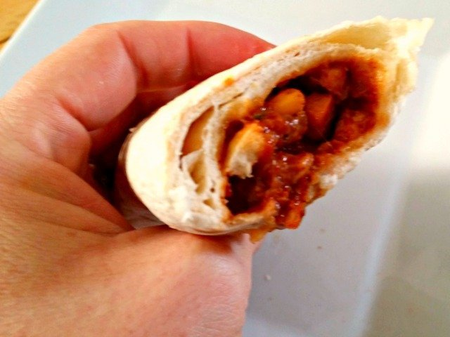 Good Food Made Simple breakfast burrito