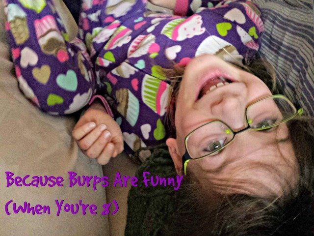 Parenting challenges: When they enter the burping stage