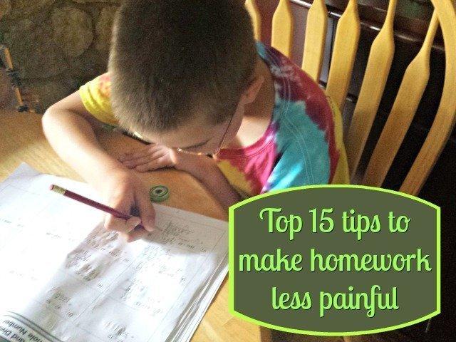 Do or make homework