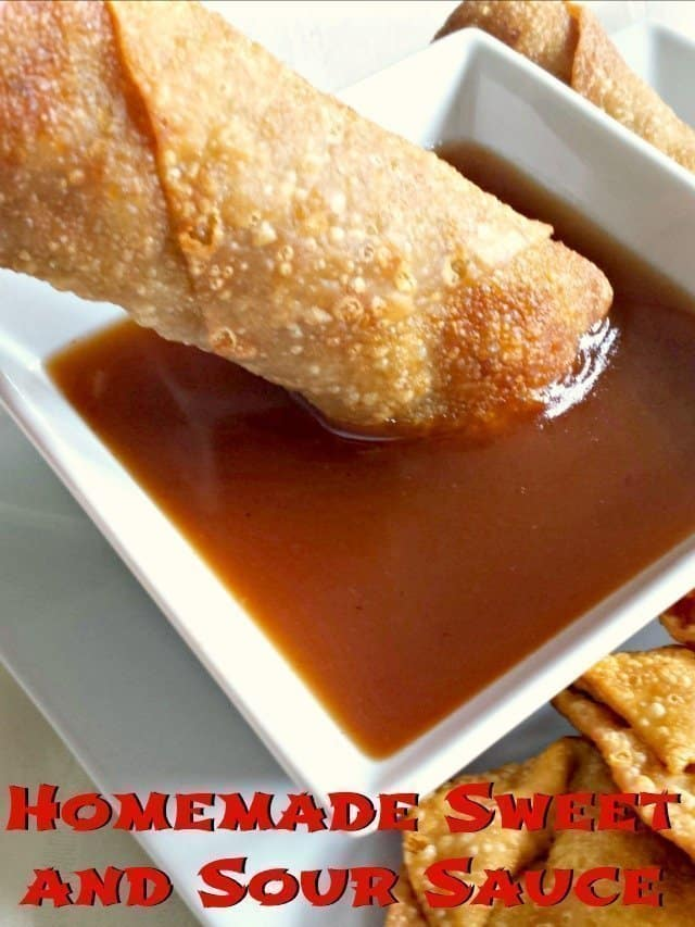 Sweet And Sour Sauce Recipe - Honest And Truly!