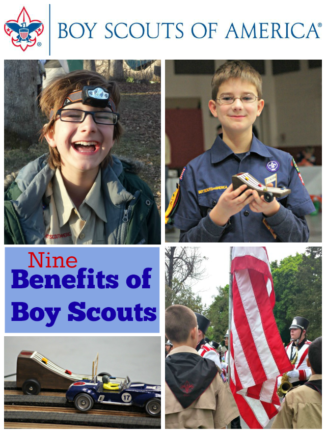 9 benefits from boy scouts   honest and truly