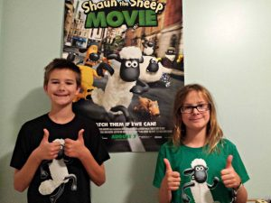 Cannot wait to see Shaun the Sheep Movie