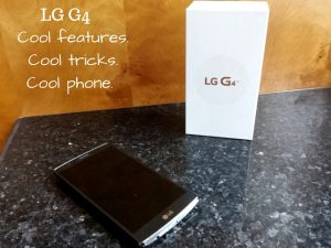 LG G4 cool features and cool phone