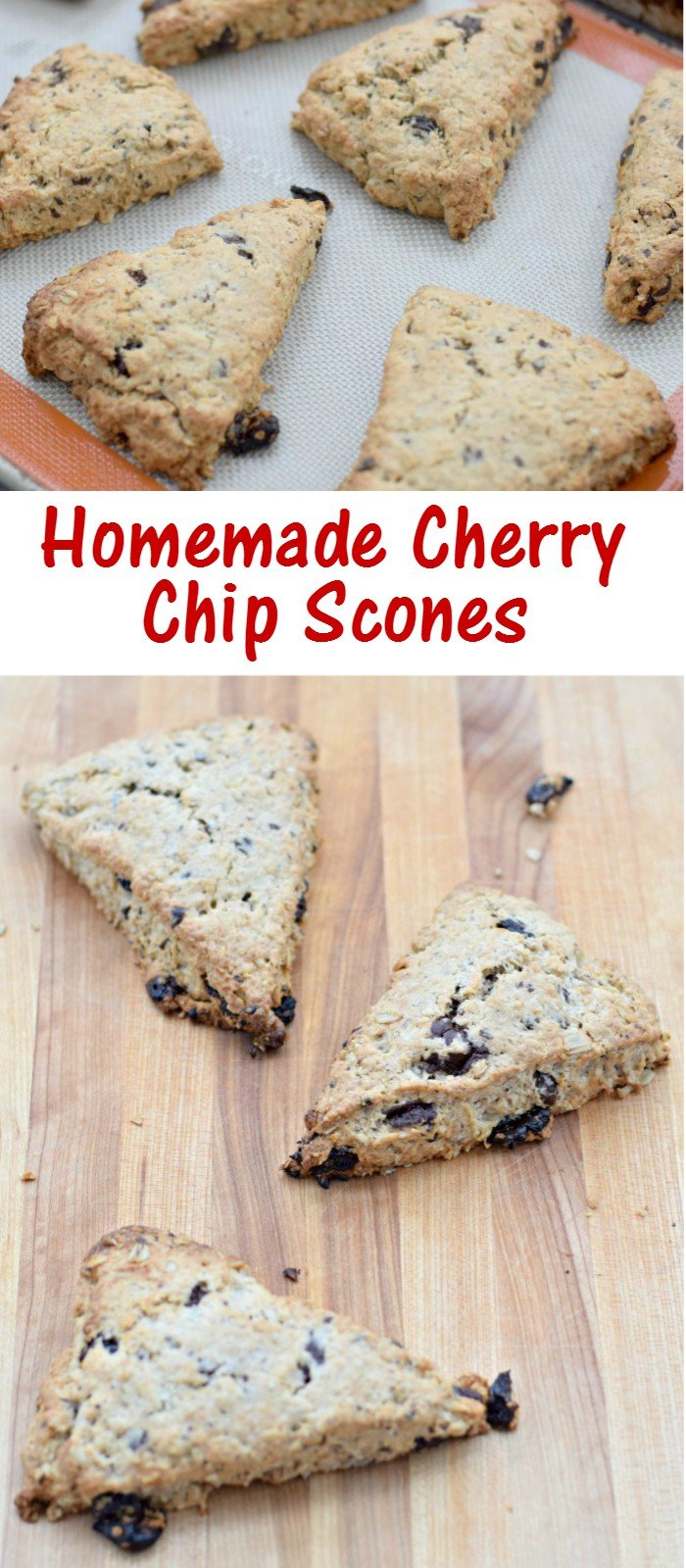 Food processor cherry chip scones recipe honest and truly delicious and easy cherry chip scones recipes make them in your food processor this forumfinder Image collections