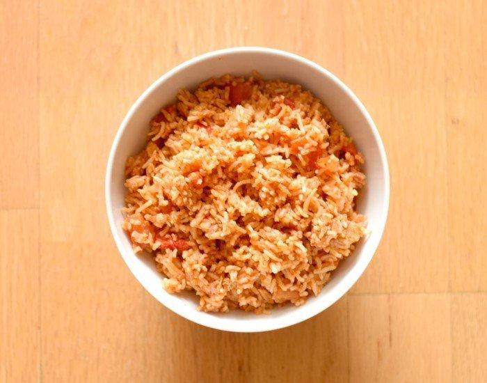 how to make spanish rice easy recipe