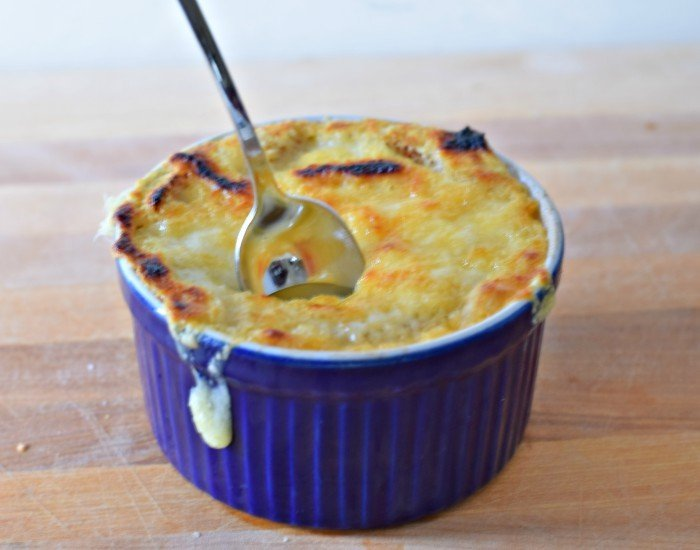 how to make homemade french onion soup